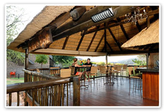 Bar Area Bakubung Bush Lodge Malaria Free Big Five Pilanesberg Game Reserve Accommodation Booking