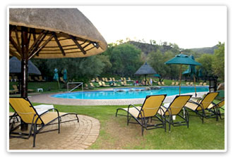 Swimming Pool Bakubung Bush Lodge Malaria Free Pilanesberg Game Reserve Accommodation Booking