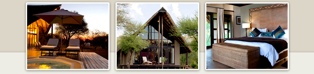 Buffalo Thorn Lodge Exclusive Use Self-catering Accommodation Malaria Free Big Five Pilanesberg Game Reserve Accommodation Booking