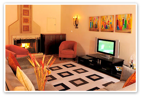 Pilanesberg Game Reserve Suites Tv Lounge Fireplace Ivory Tree Game Lodge Malaria Free Big Five Accommodation Booking